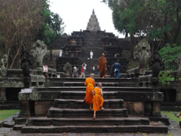 Phanom Rung steps